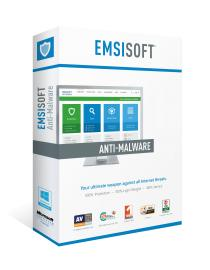 Emsisoft Anti-Malware Home(1 year)