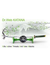 Dr. Web Katana[1 year]