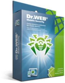 Dr.Web Mobile Security Suite [3 years]