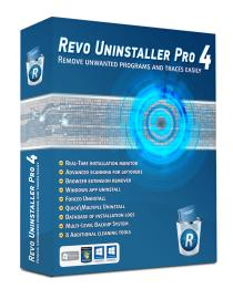 Revo Uninstaller Pro 4 (1 Year)