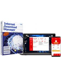 Internet Download Manager(Lifetime)+Adlock for Android(one year)+Adlock for Windows(one year)